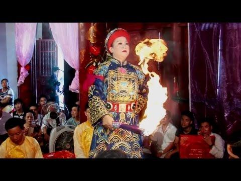 Đồng Thầy : Hoàng Minh Đỗ Hầu Giá Quan Đệ Ngũ - Tại Phủ Vân Cát Nam Định video