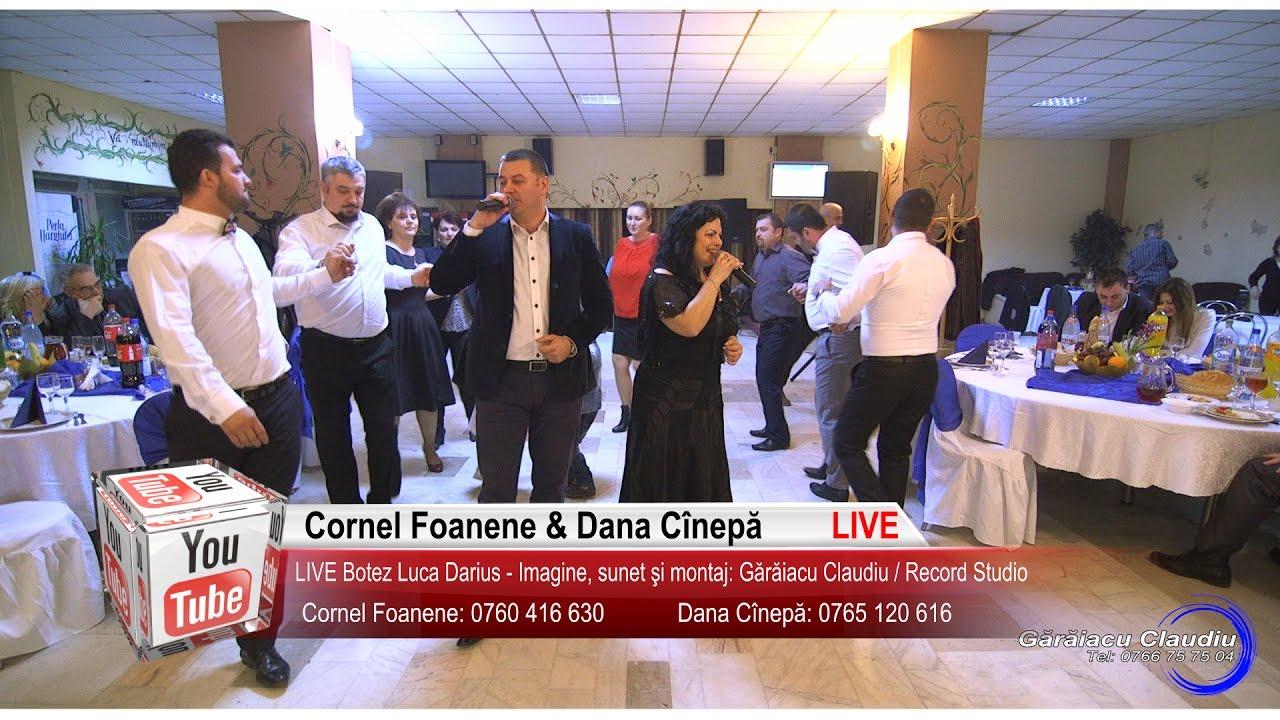 Dana Cinepa si Cornel Foanene | Colaje HORA, Muzica de Petrecere | Botez Luca Darius
