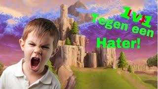 1v1 tegen hater