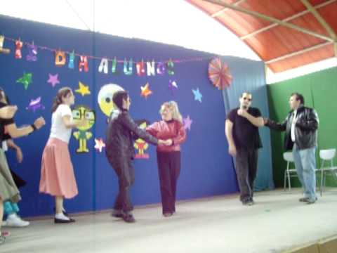 Grease Brillantina en el Colegio Nuevo Milenio (16.05.09)