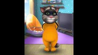 [My Talking Tom] Geğiren kedi
