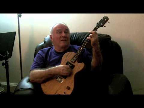 Eddy Davis Tenor Guitar-Tenderly