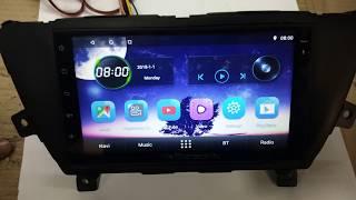 Tata Tiago android player