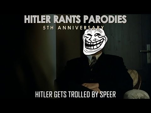 Hitler gets trolled by Speer