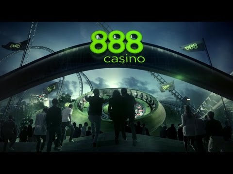 Welcome to the edge of your seat | TV Ad (30) | 888casino