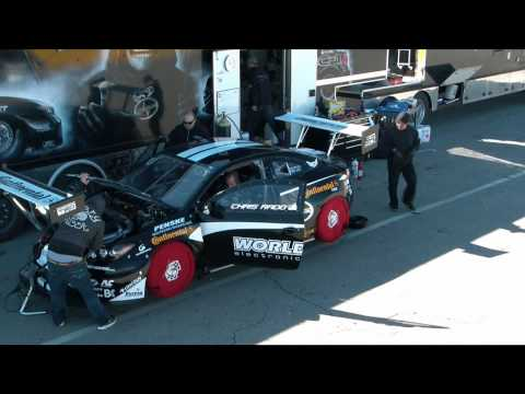 Chris Rado's Time Attack Scion tC NASA 2-2010 Willow Springs Video