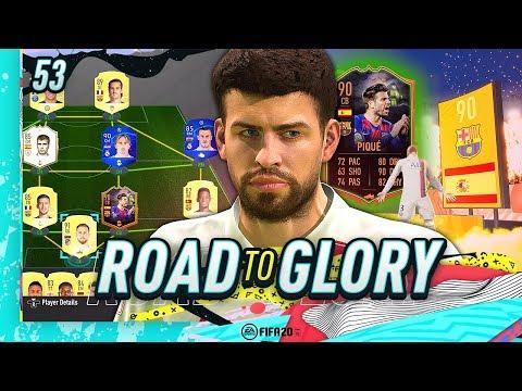 FIFA 20 ROAD TO GLORY #53 - SCREAM PIQUE!!