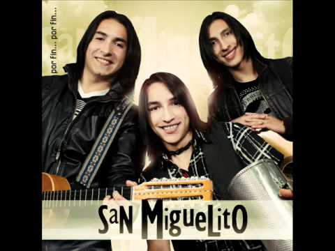 SAN MIGUELITO - LA MEDIA AREPA- LOS HERMANOS ALBARRACIN - CARRANGA FUSSION CANCION