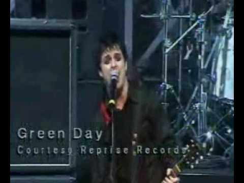 Green Day Homecoming Live