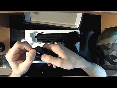 [FR] Review MK23 STTI Airsoft Gun GNB - By F4T4li$ [HD]
