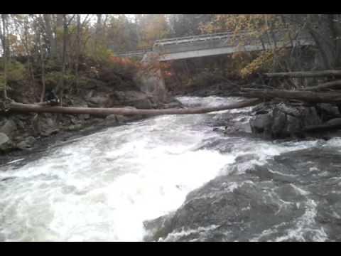 Housatonic River Rapids Jared