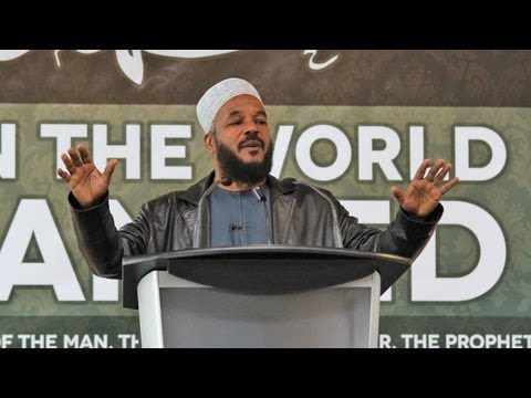 The Message that Changed the World - Dr. Bilal Philips