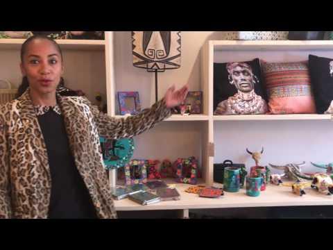 Mukasa, une boutique ethnique chic en plein cœur de Paris