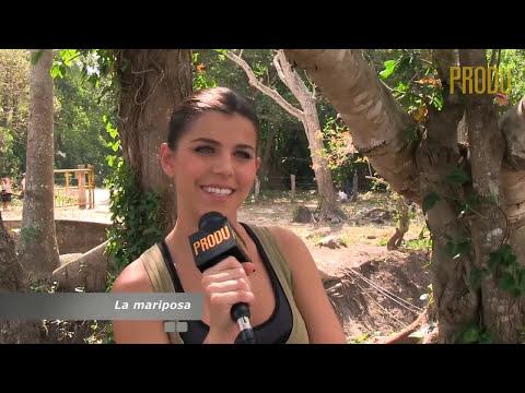 Actriz colombiana María Fernanda Yepes habla de las diferencias de producir en México y Colombia