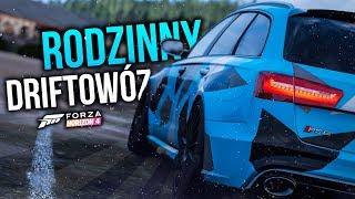 Forza Horizon 4 🇵🇱   RODZINNE KOMBI STWORZONE DO DRIFTU! 😍 *Audi RS6*