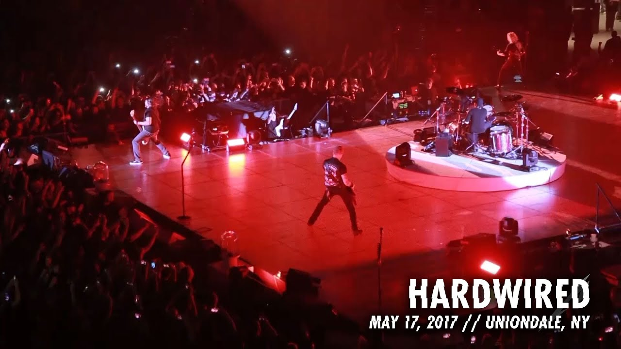 Metallica: Hardwired (MetOnTour - Uniondale, NY - 2017)