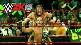 WWE 2K15 - All Endings