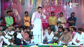 Farhan Ali Waris 2015 Jab Khuda Ko Pukara At International Jashn-E-Muntazar Chholas Sadat India P-4