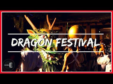 Dragon Festival in Japan!