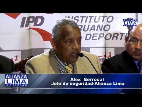 Alianza Lima ya coordinó con las entidades competentes para una máxima seguridad en el  Clásico