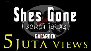 Download Lagu SHES GONE VERSI JAWA - Gafarock feat. Wynne Depuh Gratis STAFABAND