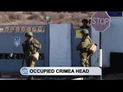 Russian-occupied Crimea Elects Head: Aksyonov unanimously chosen as official Kremlin puppet