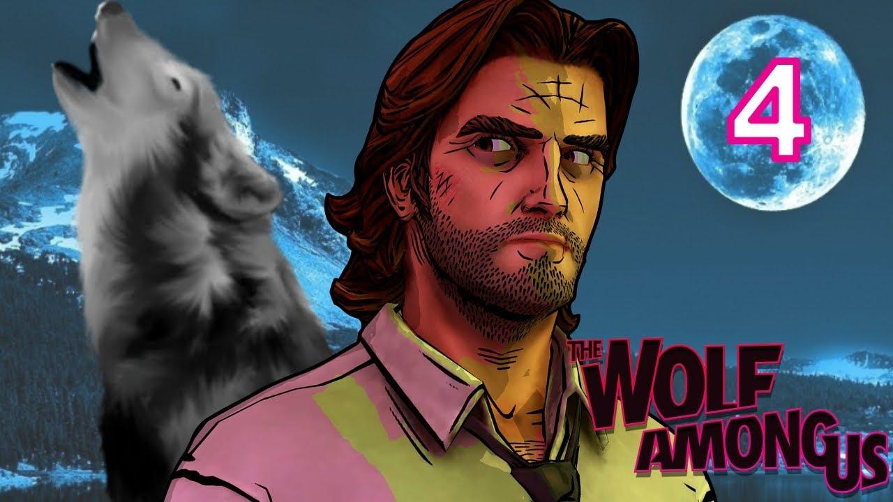 Wolf among us juegagerman