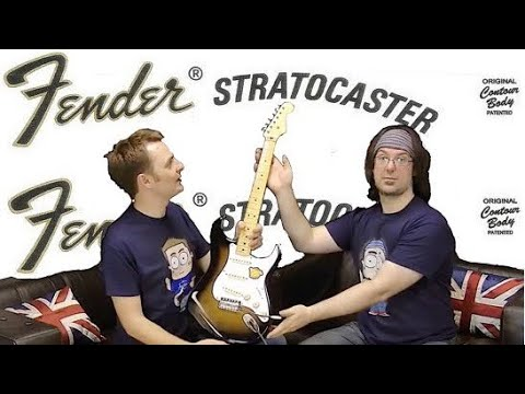 Stratocaster Shootout - Squier vs Fender vs Custom Shop Music Videos
