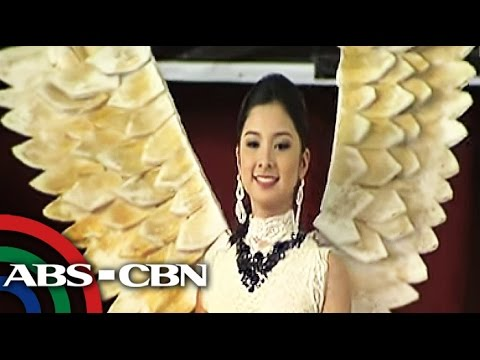 UKG: Real-life 'Paloma' is first runner-up in pageant