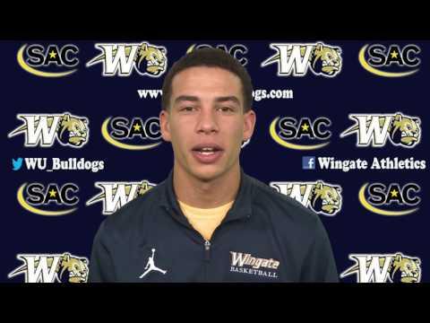 "2016-17 Wingate Men's Basketball - ""Meet the Bulldogs"" Video Roster"