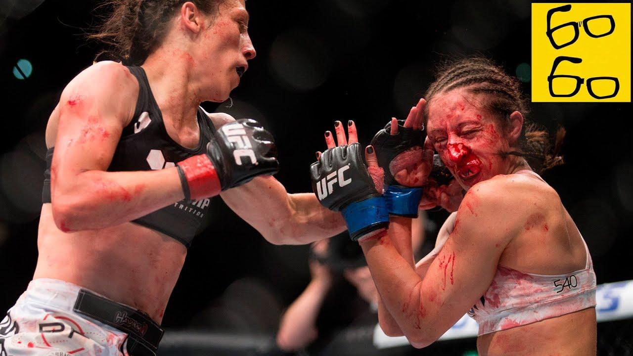 КАК ДЕРУТСЯ ДЕВУШКИ? 5 самых жестоких и кровавых женских боев в ММА — ПОДАРОК НА 8 МАРТА от Яниса