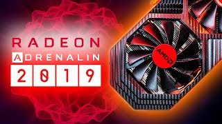 AMD Adrenalin 2019 Drivers - Benchmarked & Explained!