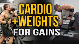 How To Balance Cardio And Strength Training for Fat Loss and Muscle Gain (BODY RECOMPOSITION)