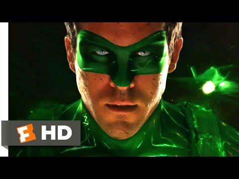 Green Lantern - The Faster You Burn Scene (10/10)   Movieclips thumbnail