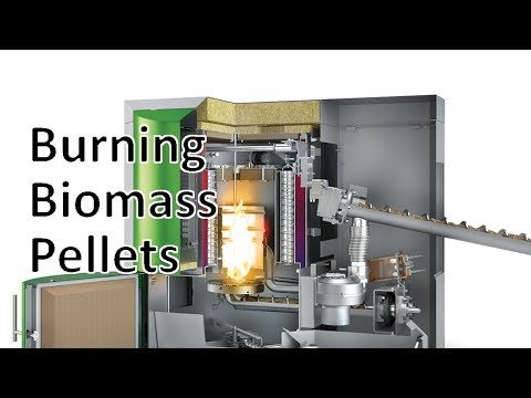 Wood Pellet Stoves, Biomass Boilers and Grass Pellets