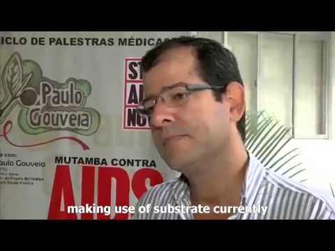 BRAZIL RELEASE A CURE FOR HIV AIDS 2015-MUTAMBA PROJECT-ON RECORD TV NEWS-ENG