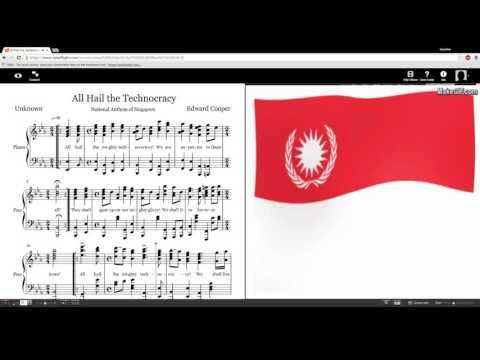 "Technocratic Republic of Singapore - ""All Hail the Technocracy"""