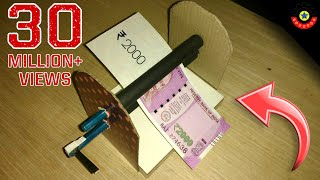 ✪ How to make MONEY PRINTER Machine at home ✪ StarTech Tips ✪