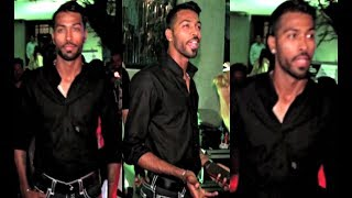 Hardik Pandya Spotted At Priyanka Chopra Manager Birthday Party 2017