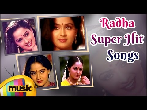 Radha Super Hit Video Songs | Back to Back Video Songs | Tamil Jukebox | Mango Music Tamil