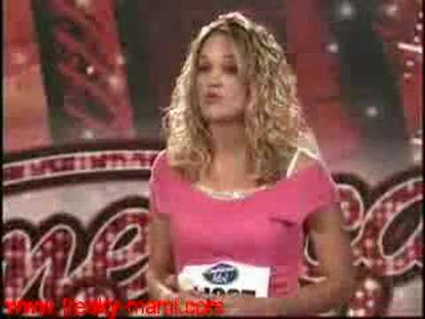 Carrie Underwood Real Audition (unedited)