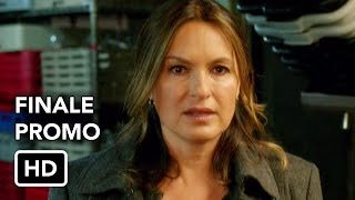 "Law and Order SVU 18x20 ""American Dream"" / 18x21 ""Sanctuary"" Promo (HD) Season Finale"