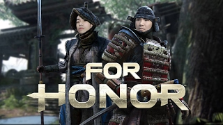 Samurai CrisDevilGamer và Hà Ezio | For Honor