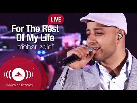 Maher Zain - For The Rest Of My Life   Awakening Live At The London Apollo video
