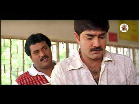 Evandoi Srivaru Movie - Srikanth, Sneha, Sunil Nice Scene video