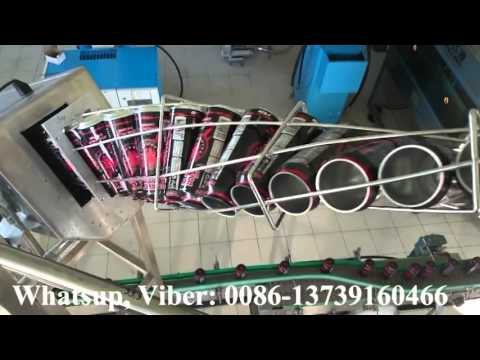 aluminum CAN energy drink filling production line