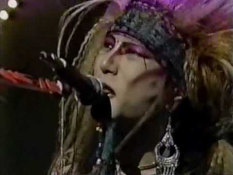 X Japan - X (club Citta Kawasaki 1990.04.22) video
