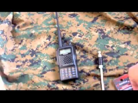 TRRS #0022 - Radio Shack Center Loaded Antenna