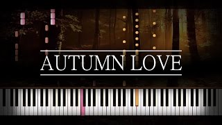 Piano Solo Two Steps From Hell Autumn Love Synthesia Tutorial Silfimur 39 S Arrangement
