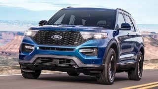 2020 Ford Explorer ST // What you need to know